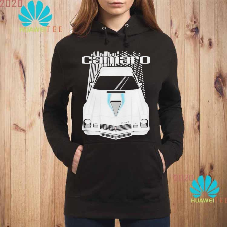 Camaro 2nd Generation 1977 To 1981 Shirt hoodie