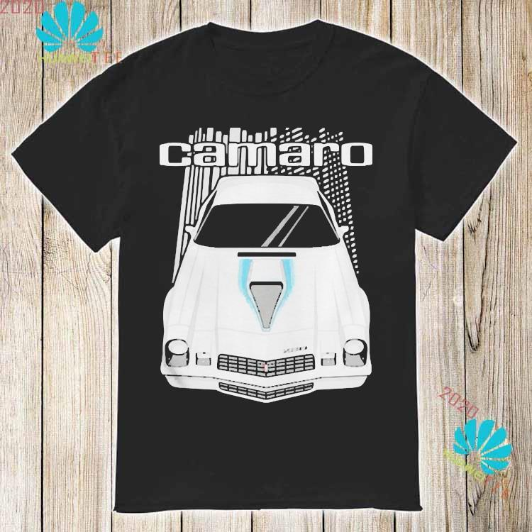 Camaro 2nd Generation 1977 To 1981 Shirt