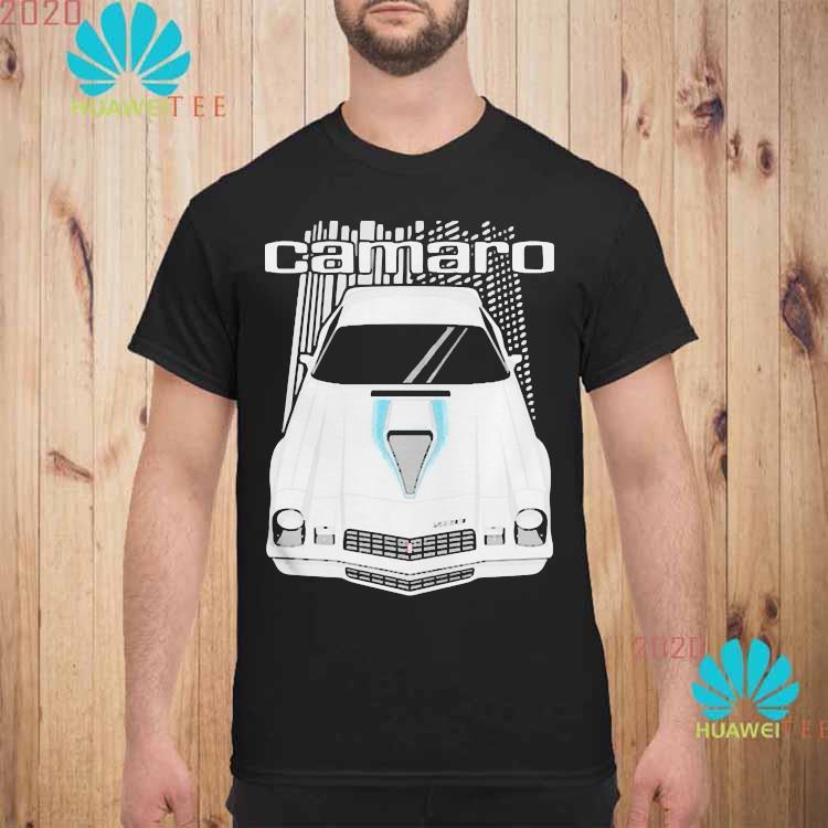 Camaro 2nd Generation 1977 To 1981 Shirt unisex