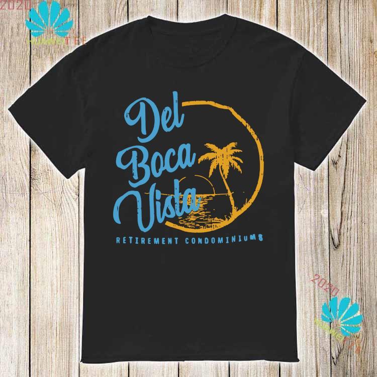 Del Boca Vista Retirement Condominiums Shirt