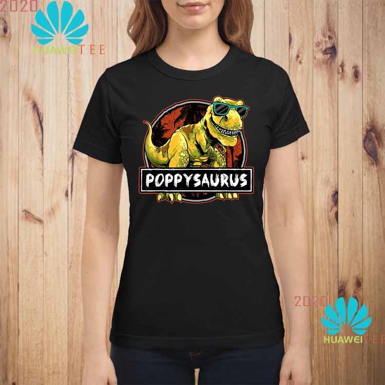 Dinosaurus Poppysaurus Shirt ladies-shirt