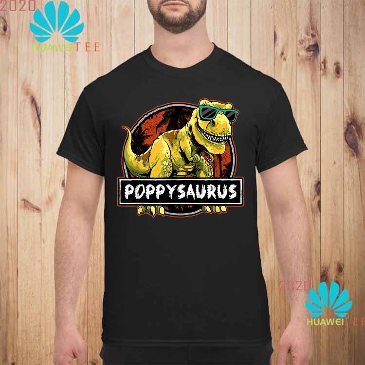 Dinosaurus Poppysaurus Shirt unisex