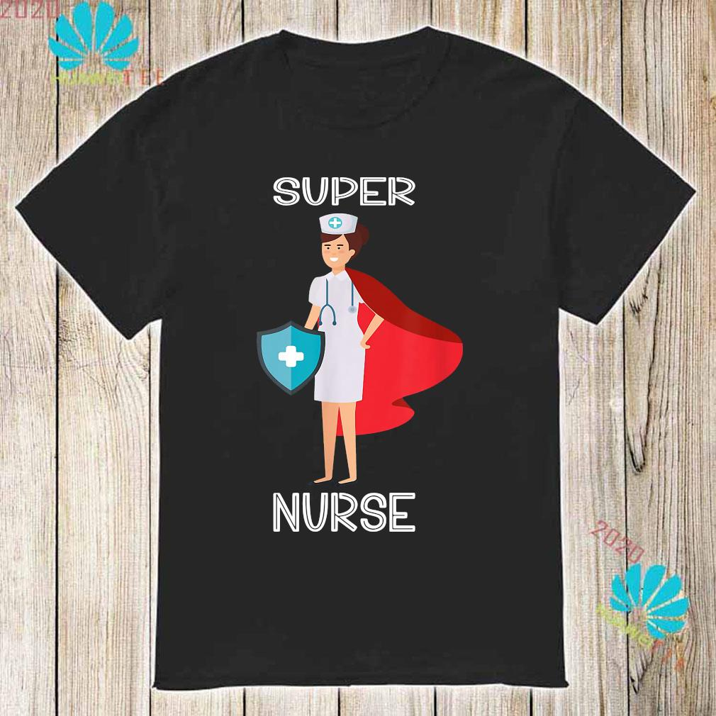 Women's Super Nurse Shirt