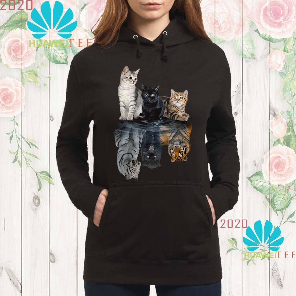 Cats always believe in yourself Hoodie