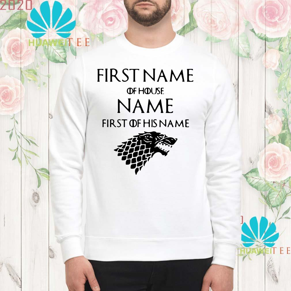 Game of Thrones Jacob of house Williams first of his name Sweatshirt
