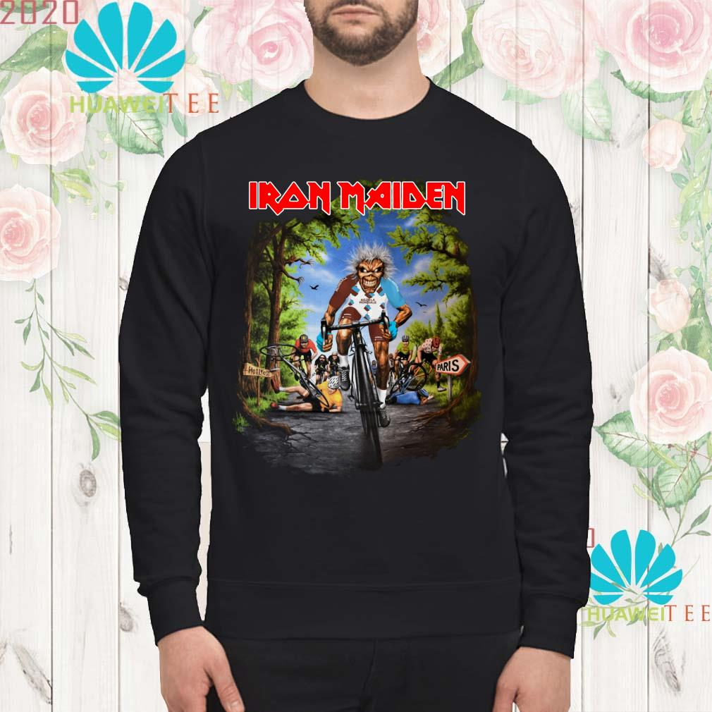 Iron Maiden Tour De France 2019 sweatshirt