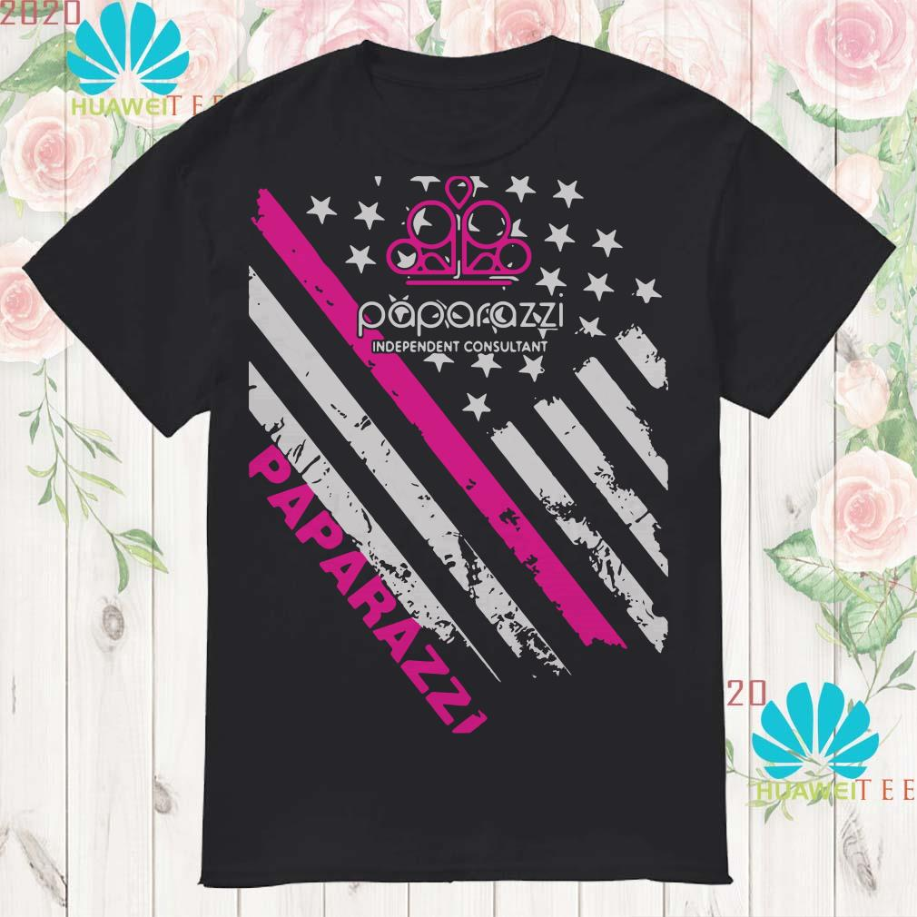 Paparazzi independent consultant paparazzi flag shirt