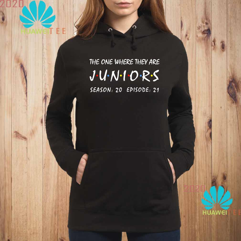 The one where they are Juniors season 20 episode 21 hoodie