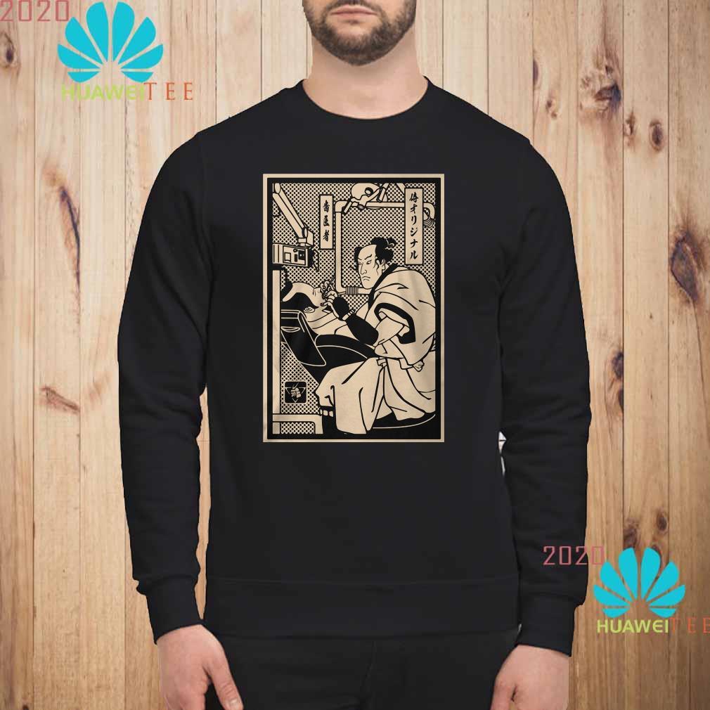 Samurai Dentist Sweatshirt
