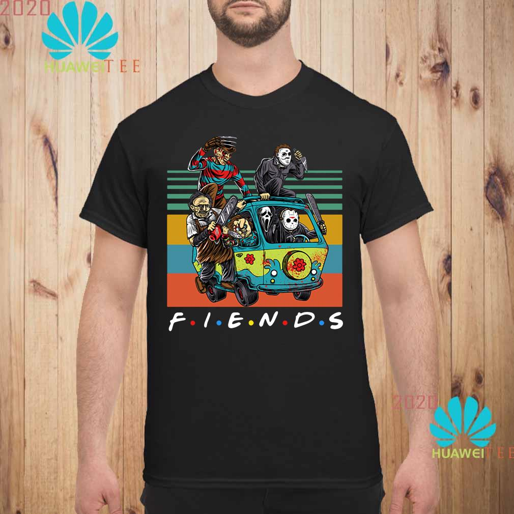 Halloween Friends Shirt.Halloween Friends Tv Show Characters Horror Movies Vintage Shirt