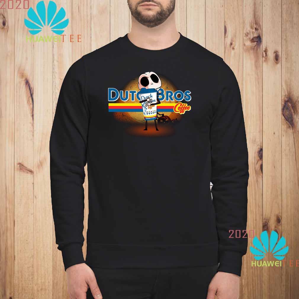Jack Skellington Dutch Bros Coffee Shirt, Sweater, Hoodie