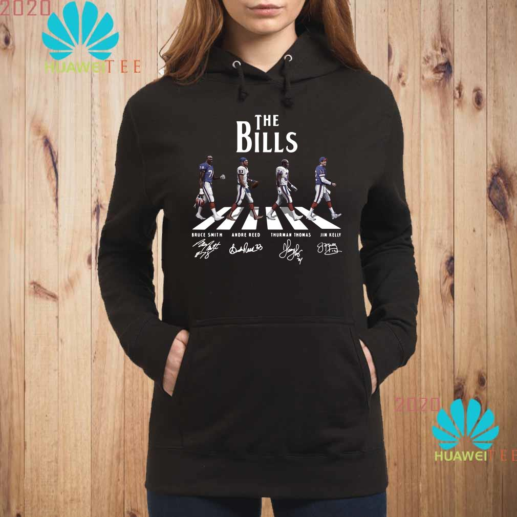 Abbey Road The Bills signature hoodie