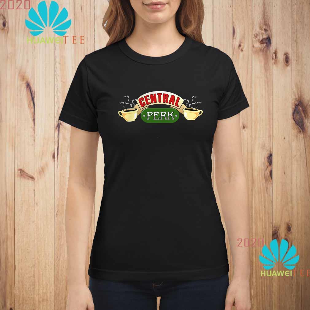 Central Park coffee Ladies shirt