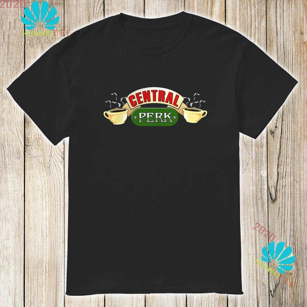 Central Park coffee shirt
