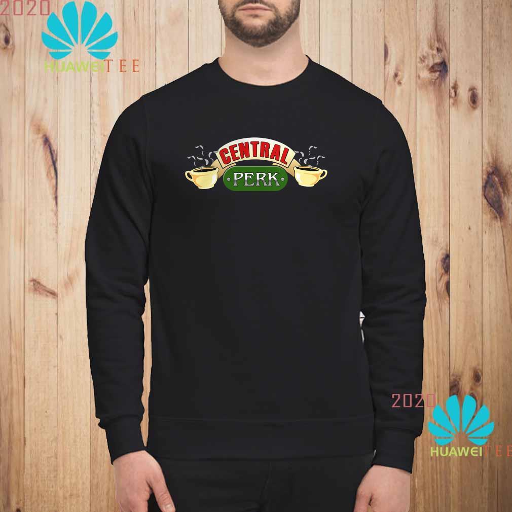 Central Park coffee Sweatshirt