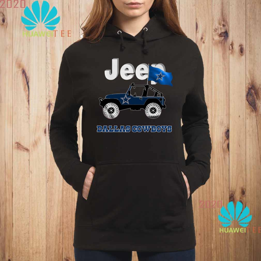 Jeep Dallas Cowboys Hoodie