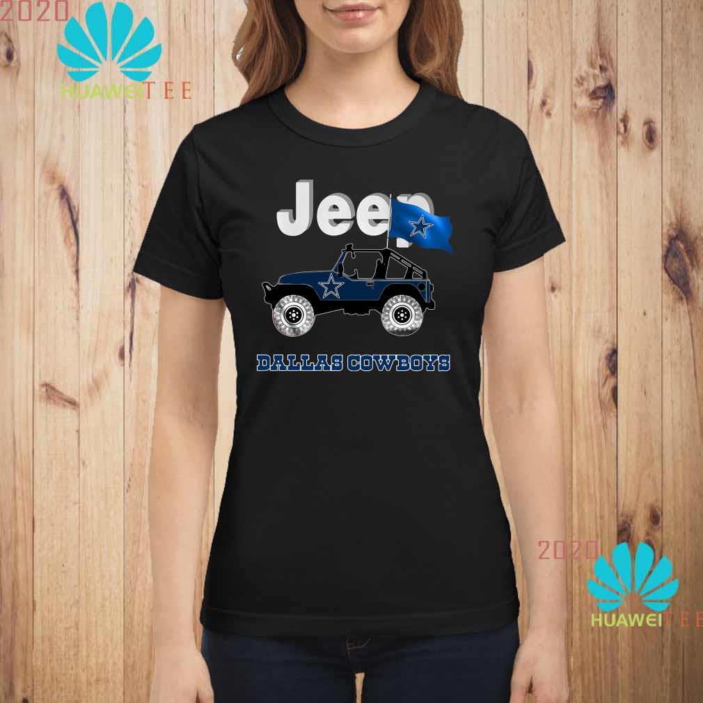 Jeep Dallas Cowboys Ladies shirt