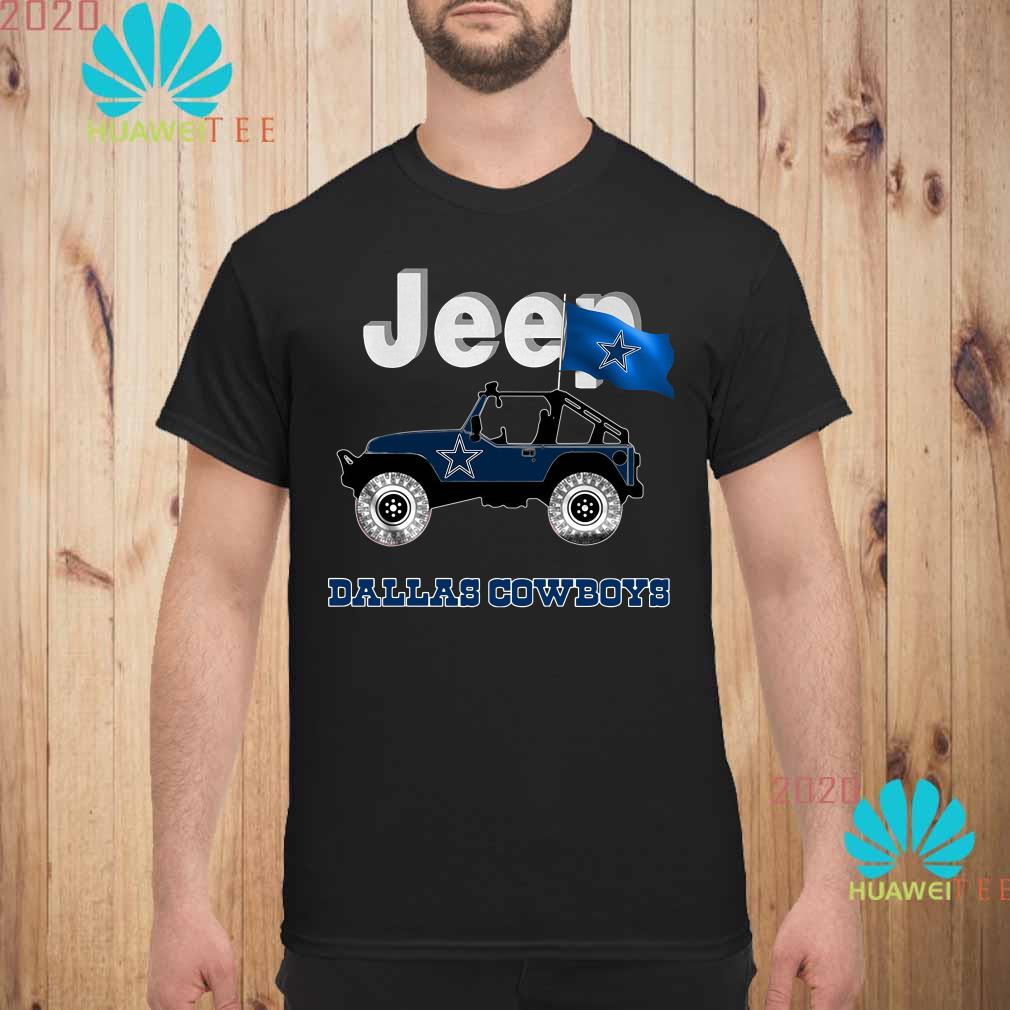Jeep Dallas Cowboys Men shirt