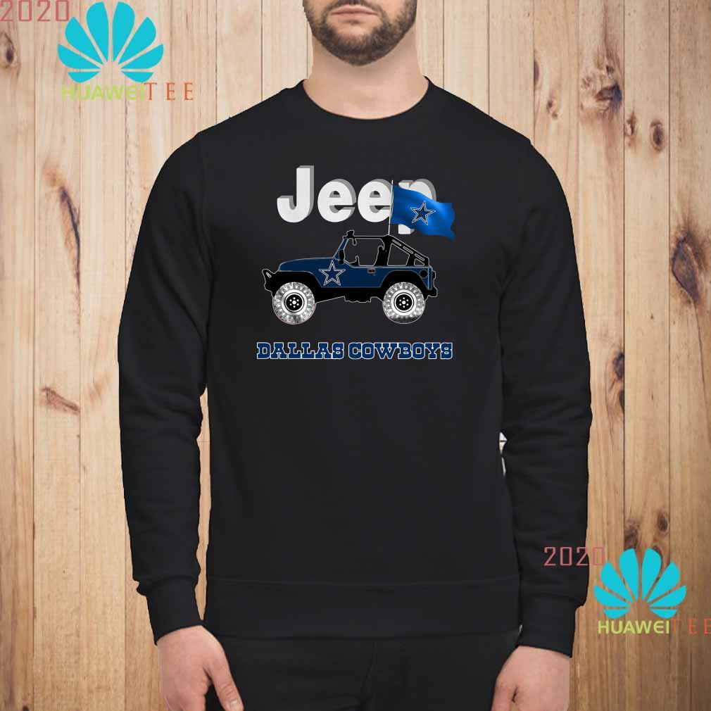 Jeep Dallas Cowboys Sweatshirt