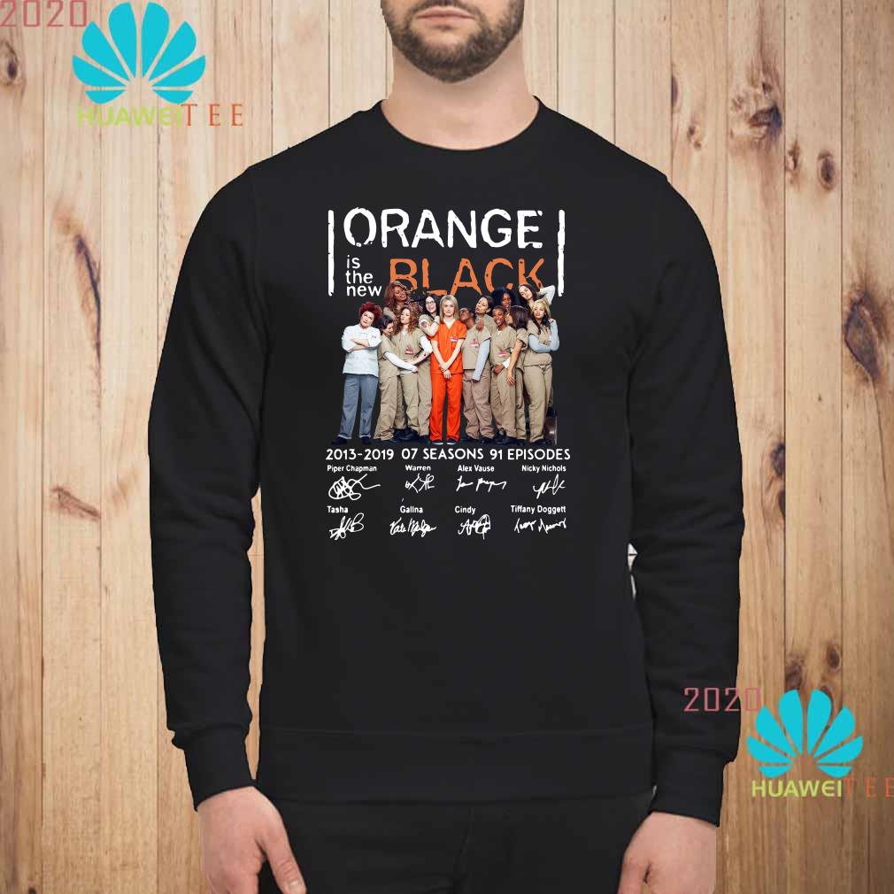 Orange Is The New Black New Season 2020.Orange Is The New Black 2013 2019 07 Seasons 91 Episodes