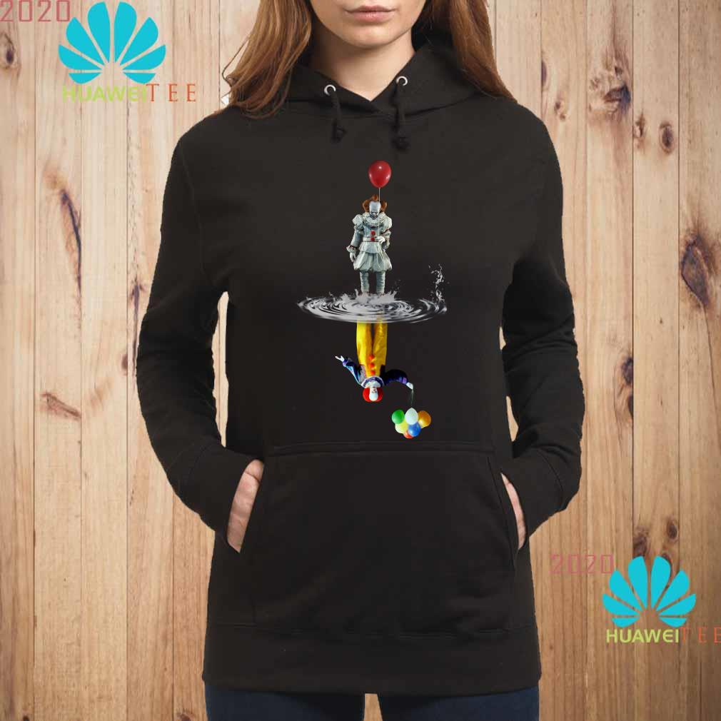Pennywise reflection Water mirror The Clown hoodie