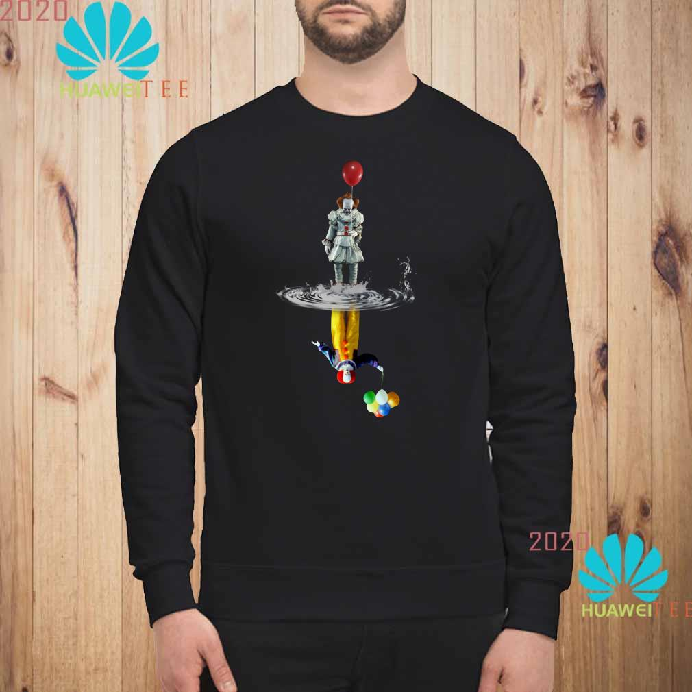 Pennywise reflection Water mirror The Clown sweater