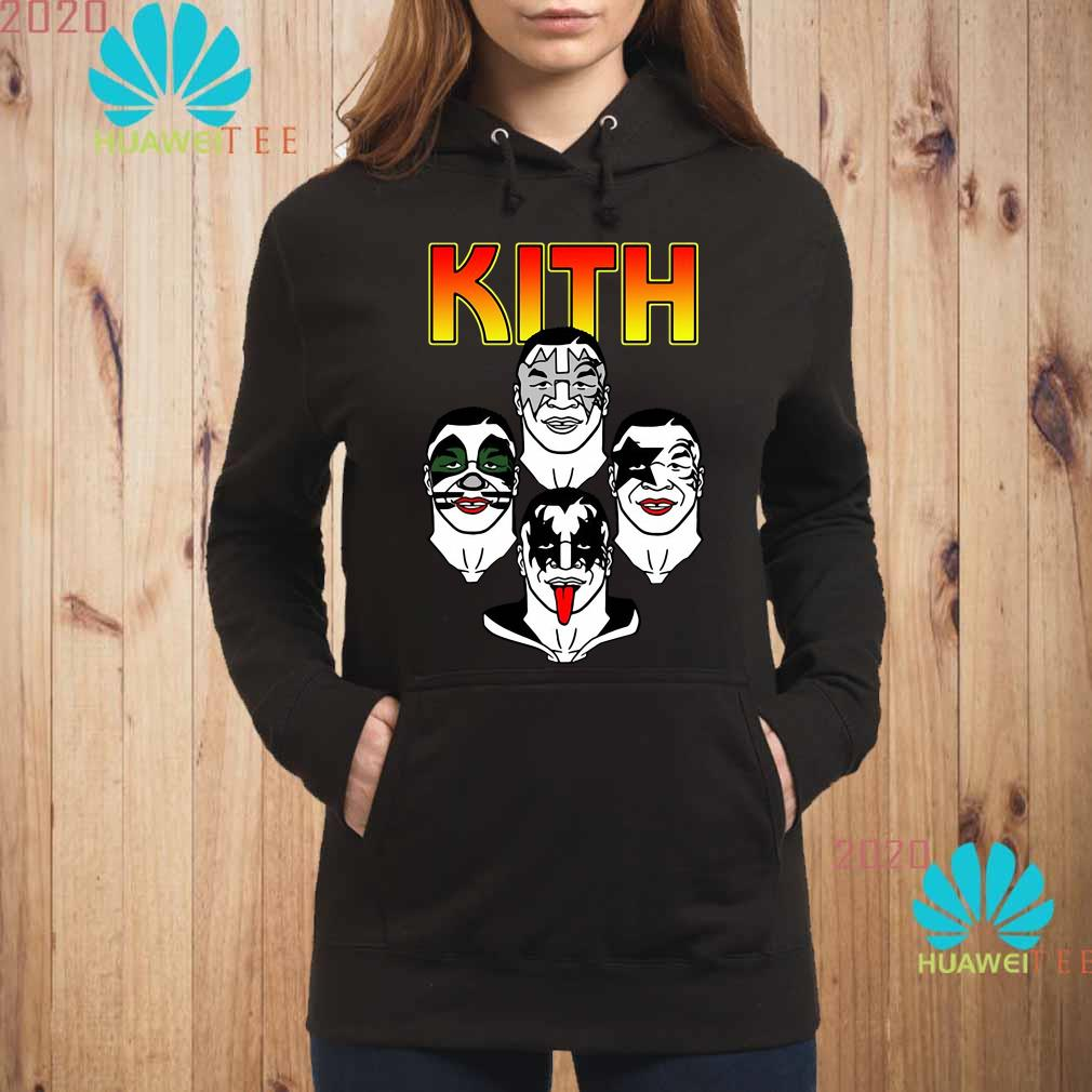 Kith Mike Tyson Kiss Hoodie