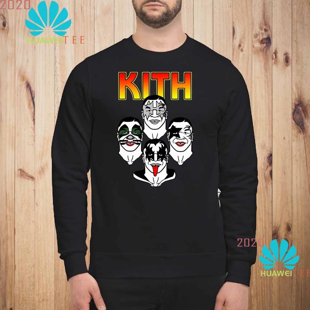 Kith Mike Tyson Kiss Sweatshirt