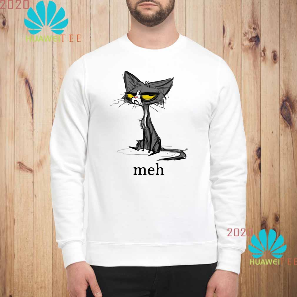 Siamese Cat Meh Sweatshirt