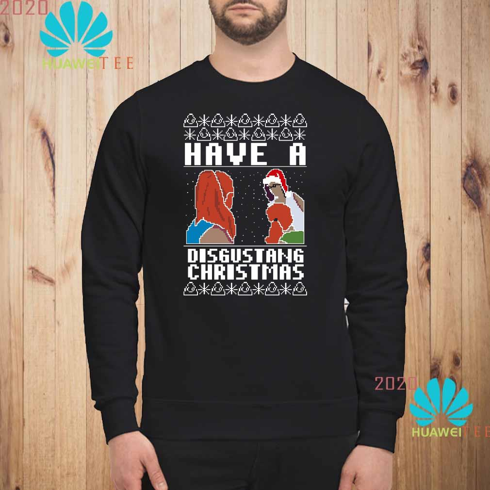 Have A Disgustang Christmas Jumper Sweater