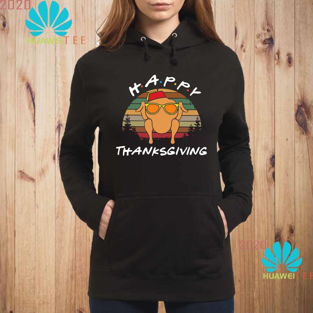 Happy Thanksgiving Vintage Hoodie