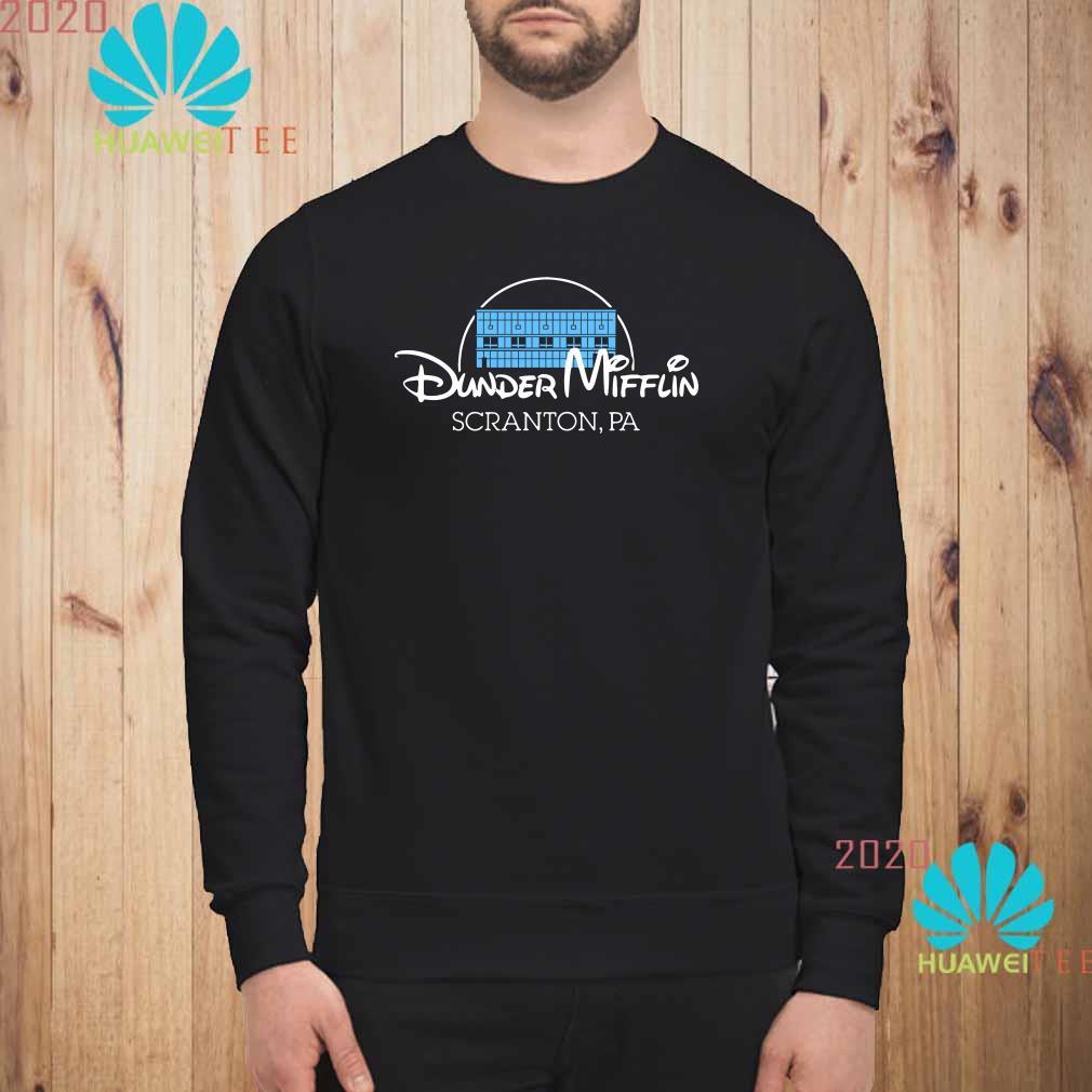 Dunder Mifflin Scranton Pa Sweatshirt