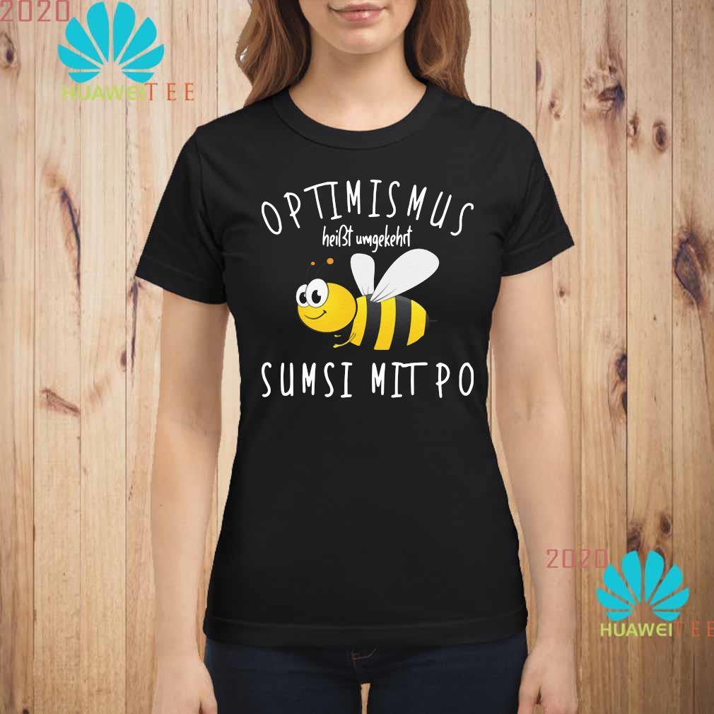Mit umgekehrt po heißt sumsi optimismus T