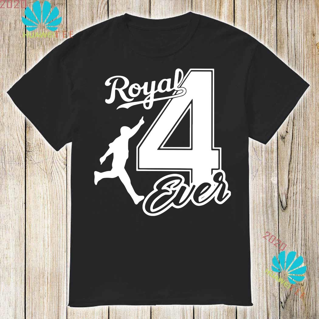 4 Ever Royal Kansas City Shirt