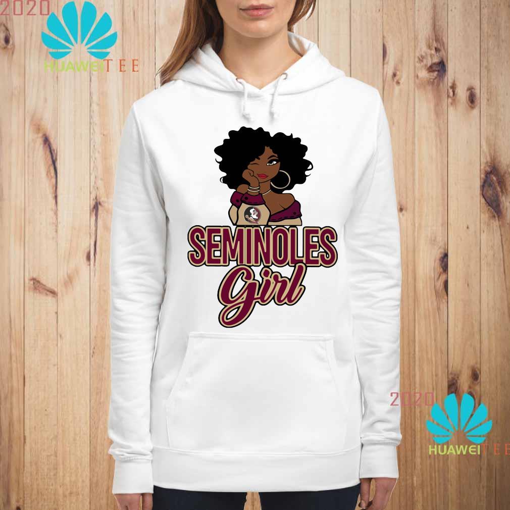 Florida State Seminoles Black Girl Shirt hoodie