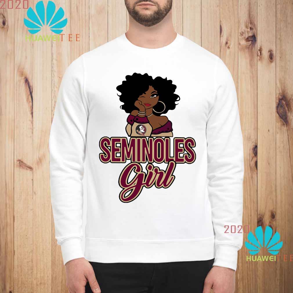 Florida State Seminoles Black Girl Shirt sweatshirt