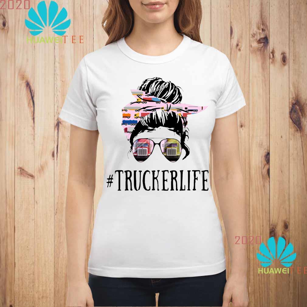 Women Truckerlife Shirt ladies-shirt