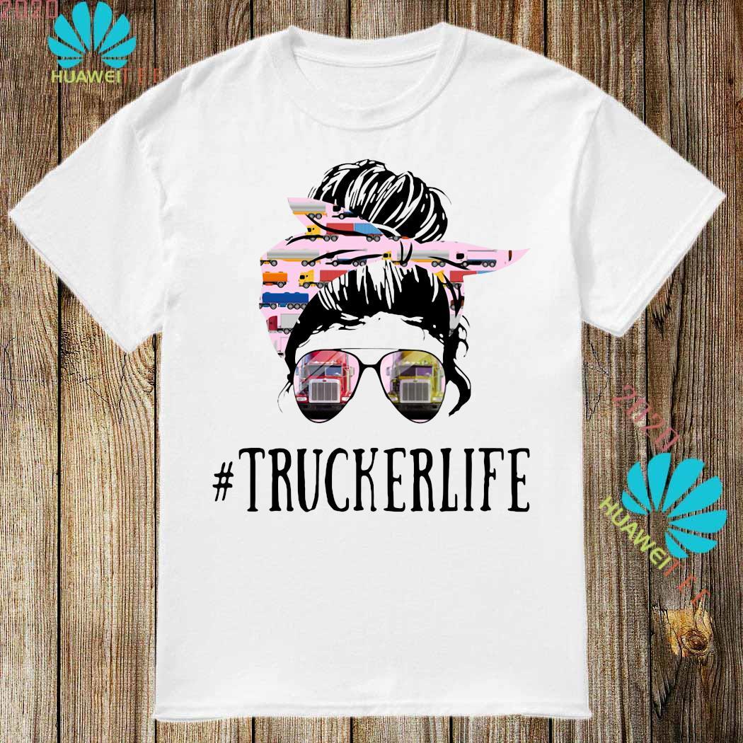 Women Truckerlife Shirt