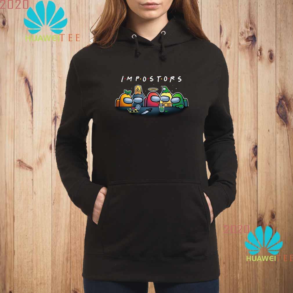 Among Us Friends Impostor Shirt hoodie