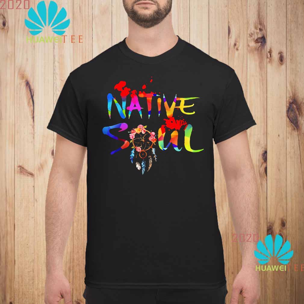 LGBT Native Soul Shirt unisex