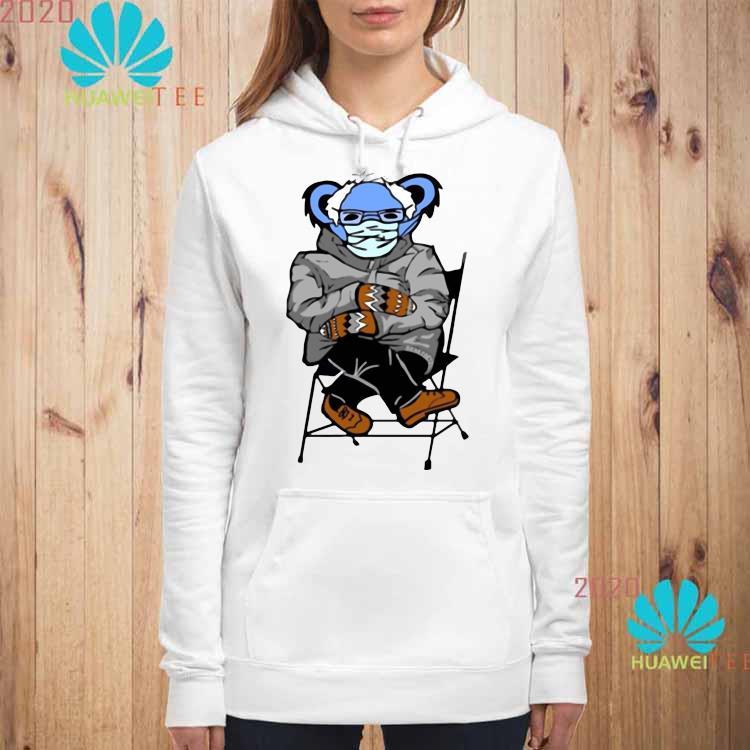 Bernie Sanders Grateful Bear Shirt hoodie