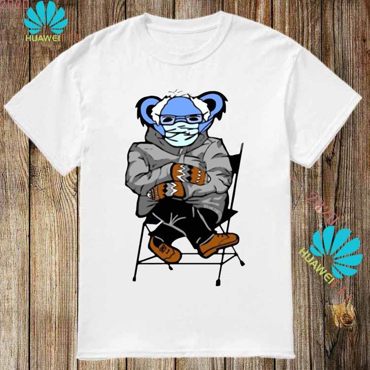 Bernie Sanders Grateful Bear Shirt