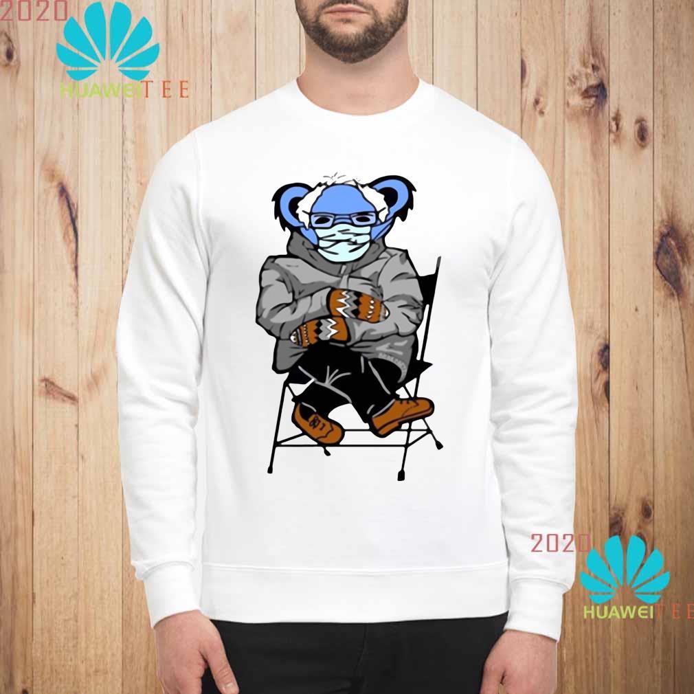 Bernie Sanders Grateful Bear Shirt sweatshirt