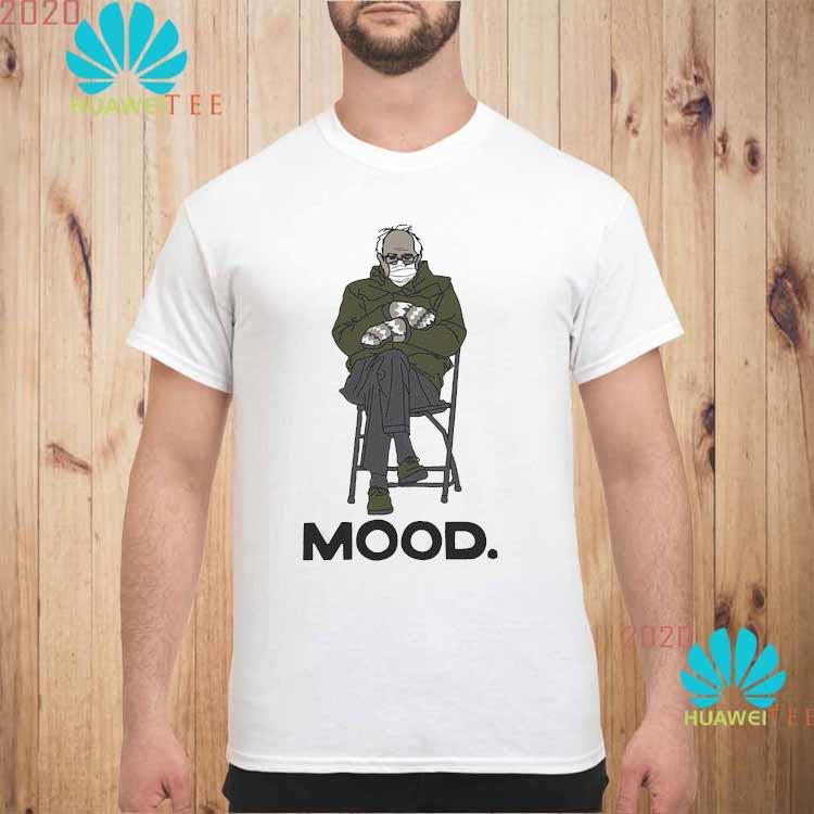 Bernie Sanders Mood Shirt unisex