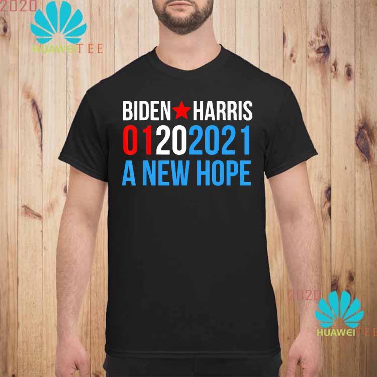 Biden Harris Inauguration-January 2021 A New Hope-01202021 Shirt unisex