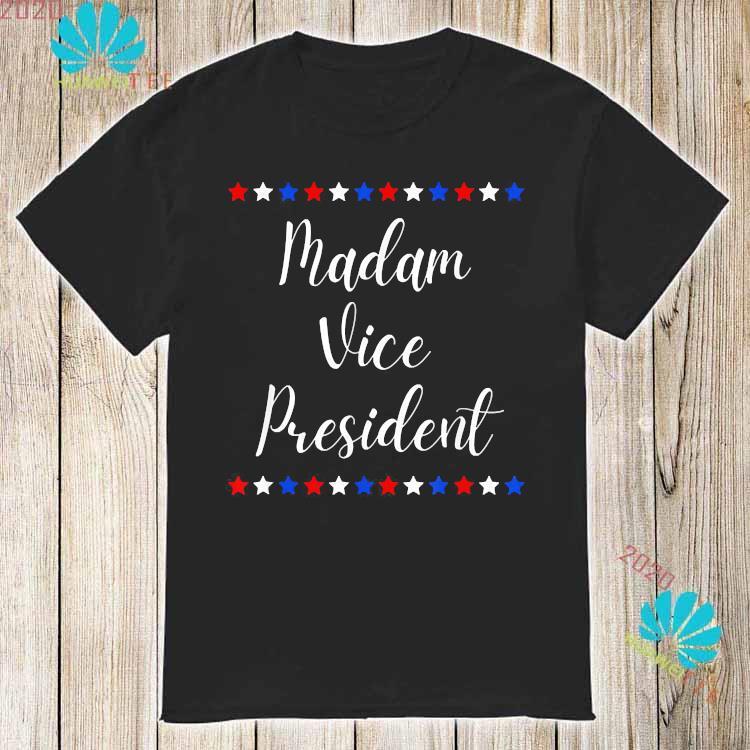 Kamala Harris Madam Vice President Joe Biden VP Inauguration Shirt
